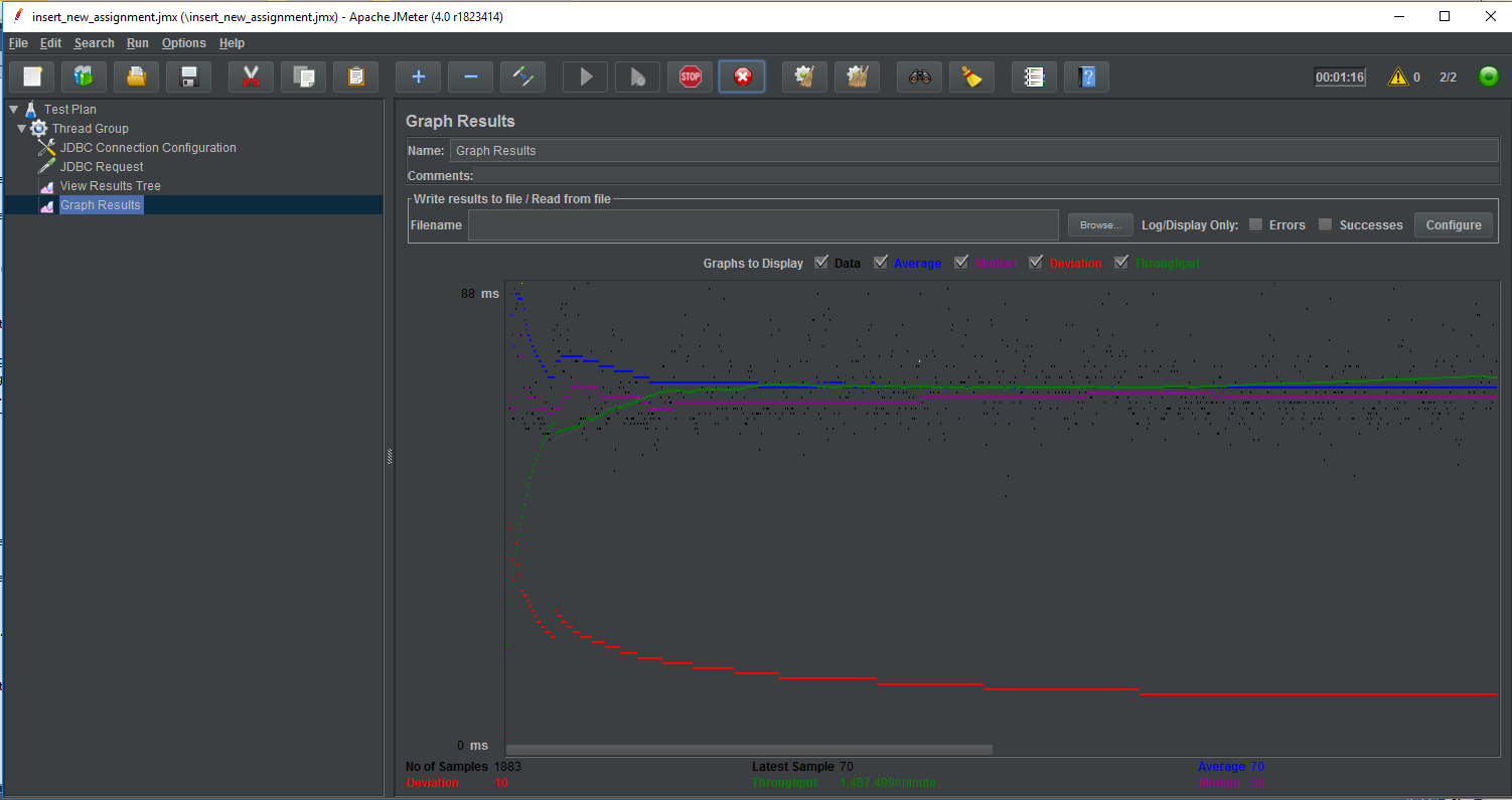 JMeter, SQL Server and Thread Safety  – kkarnsdba website