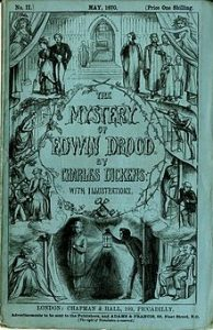 One version of Dickens's last novel was written by a ghost.